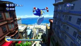 Sonic Generations Steam Key GLOBAL