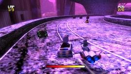 Super Sonic Racer Steam Key GLOBAL