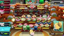 Sushi Striker: The Way of Sushido - Nintendo Switch - Key EUROPE