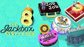 The Jackbox Party Pack 8 (PC) - Steam Key - GLOBAL