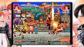 THE KING OF FIGHTERS '97 GLOBAL MATCH (PC) - Steam Key - GLOBAL