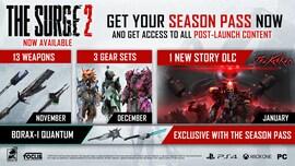 THE SURGE 2 - SEASON PASS (DLC) - Steam - Gift EUROPE