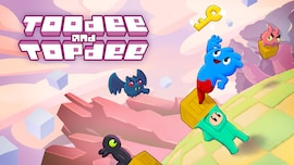 Toodee and Topdee (PC) - Steam Gift - EUROPE
