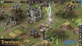 Townsmen - A Kingdom Rebuilt Steam Key GLOBAL