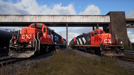 Train Sim World®: Canadian National Oakville Subdivision: Hamilton - Oakville Route Add-On - Steam - Gift EUROPE