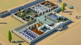 Two Point Hospital: Close Encounters (PC) - Steam Gift - EUROPE