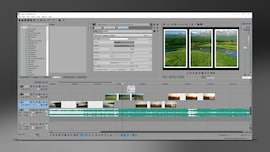 VEGAS Pro 14 Edit Steam Edition SOUTH EASTERN ASIA Gift Steam