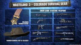 Wasteland 3 - Colorad Survival Gear Pack (PC) - Steam Key - GLOBAL