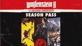 Wolfenstein II: The Freedom Chronicles - Season Pass PC Steam Key GLOBAL