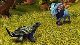 World of Warcraft - Argi - PET Battle.net Code NORTH AMERICA