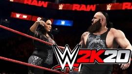 WWE 2K20 Standard Edition - Steam Key - GLOBAL