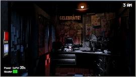 Five Nights at Freddy's Steam Key GLOBAL