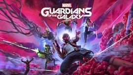 Marvel's Guardians of the Galaxy (PC) - Steam Gift - GLOBAL