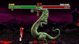 Mortal Kombat Arcade Kollection Steam Key GLOBAL