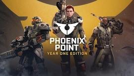 Phoenix Point   Year One Edition (PC) - Steam Key - GLOBAL
