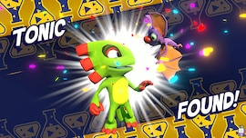 Yooka-Laylee and the Impossible Lair (PC) - Steam Key - MIDDLE EAST AND AFRICA