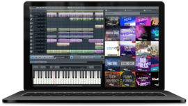 Music Maker EDM Edition + Voucher $10 (PC) - Magix Key - GLOBAL