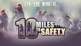 10 Miles To Safety (PC) - Steam Gift - EUROPE