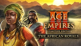 Age of Empires III: DE - The African Royals (PC) - Steam Gift - EUROPE