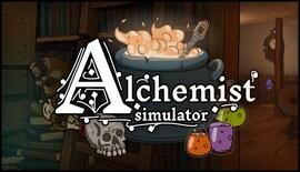 Alchemist Simulator (PC) - Steam Key - GLOBAL