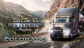 American Truck Simulator - Colorado (PC) - Steam Gift - JAPAN