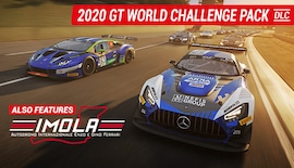 Assetto Corsa Competizione - 2020 GT World Challenge Pack (PC) - Steam Gift - JAPAN