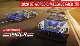 Assetto Corsa Competizione - 2020 GT World Challenge Pack (PC) - Steam Gift - NORTH AMERICA