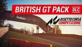Assetto Corsa Competizione - British GT Pack (PC) - Steam Gift - EUROPE