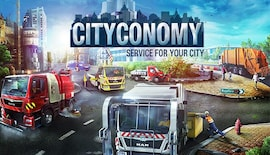 CITYCONOMY: Service for your City Steam Key PL+CZ