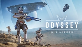 Elite Dangerous: Odyssey | Deluxe Edition (PC) - Steam Gift - EUROPE
