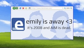 Emily is Away <3 (PC) - Steam Gift - NORTH AMERICA