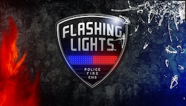Flashing Lights - Police Fire EMS (PC) - Steam Gift - EUROPE