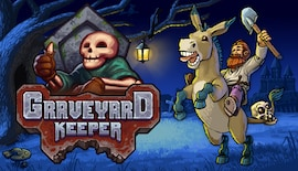 Graveyard Keeper - Game Of Crone (PC) - Steam Gift - EUROPE