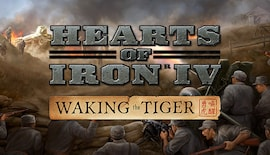 Hearts of Iron IV: Waking the Tiger (PC) - Steam Key - GLOBAL