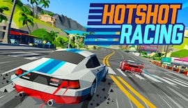 Hotshot Racing (PC) - Steam Key - GLOBAL