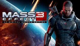 Mass Effect 3 | N7 Digital Deluxe Edition (PC) - Steam Gift - EUROPE