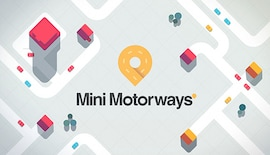 Mini Motorways (PC) - Steam Gift - EUROPE