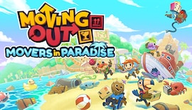 Moving Out - Movers in Paradise (PC) - Steam Gift - EUROPE