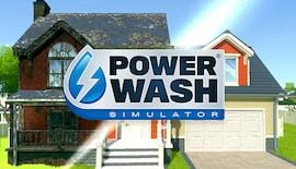 PowerWash Simulator (PC) - Steam Key - GLOBAL