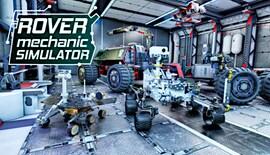 Rover Mechanic Simulator (PC) - Steam Gift - NORTH AMERICA