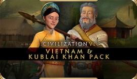 Sid Meier's Civilization VI – Vietnam & Kublai Khan Pack (PC) - Steam Gift - EUROPE