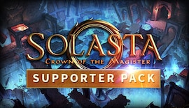 Solasta: Crown of the Magister - Supporter Pack (PC) - Steam Gift - NORTH AMERICA