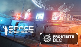 Space Engineers - Frostbite (PC) - Steam Gift - EUROPE