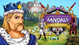 Swords and Sandals Crusader Redux (PC) - Steam Gift - NORTH AMERICA