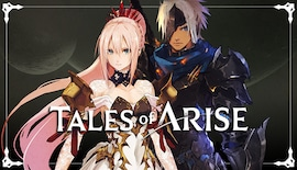 Tales of Arise | Ultimate Edition (PC) - Steam Key - EUROPE