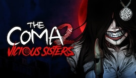 The Coma 2: Vicious Sisters   Deluxe Edition (PC) - Steam Key - GLOBAL