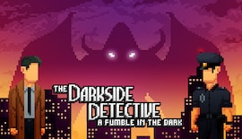 The Darkside Detective: A Fumble in the Dark (PC) - Steam Key - GLOBAL