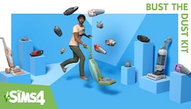 The Sims 4 Bust the Dust Kit (PC) - Steam Gift - GLOBAL