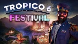 Tropico 6 - Festival (PC) - Steam Key - GLOBAL