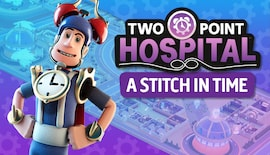 Two Point Hospital: A Stitch in Time (PC) - Steam Gift - EUROPE